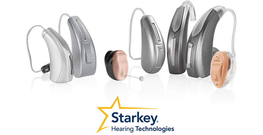 Starkey Hearing aids - available from Frontenac Hearing Clinic in Kingston, Ontario