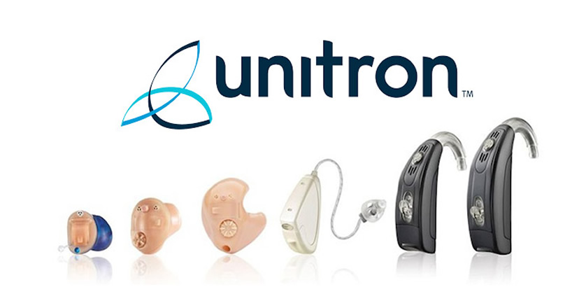 Unitron Hearing aids - available from Frontenac Hearing Clinic in Kingston, Ontario