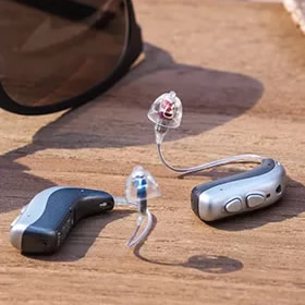 Bernafon hearing aids - available from Frontenac Hearing Clinic in Kingston Ontario.