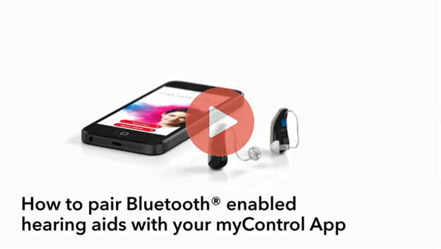 myControl app video by Signia. Available from Frontenac Hearing Clinic, Kingston Ontario.