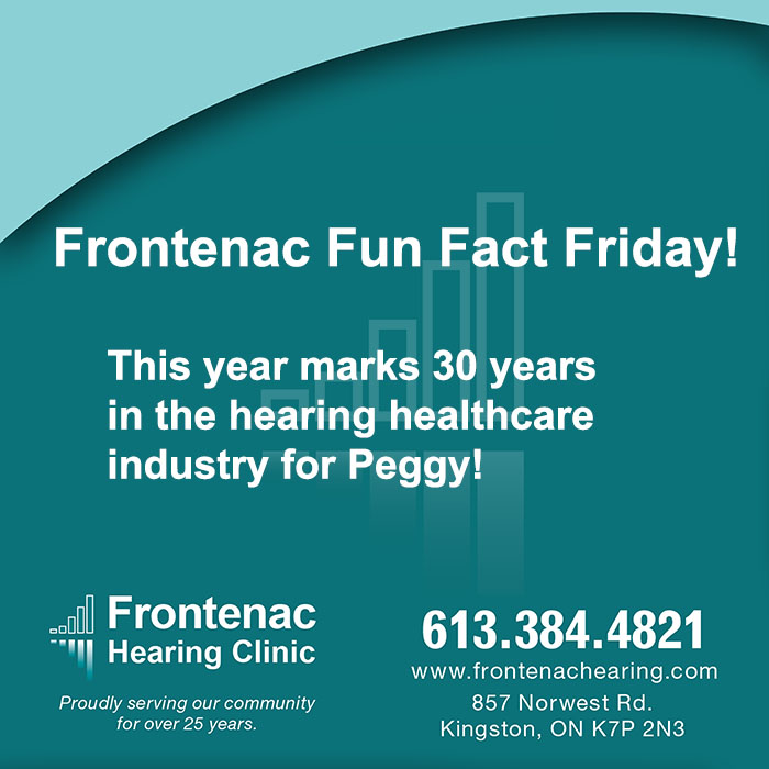 Frontenac Hearing Clinic Fun fact Friday fact 10